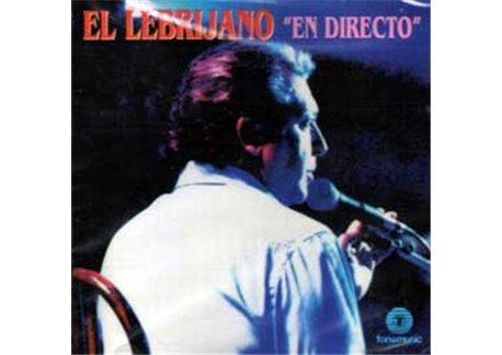 El Lebrijano en directo