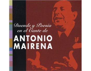 Duende y Poesía en el Cante. CD