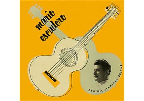 Mario Escudero and his flamenco guitar