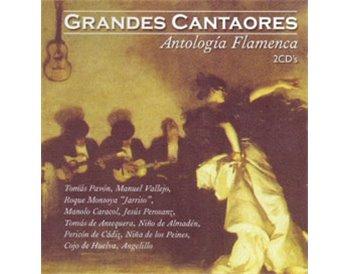 Grandes cantaores - Antología flamenca 2 CDs
