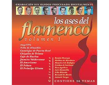 Los ases del flamenco v. 1