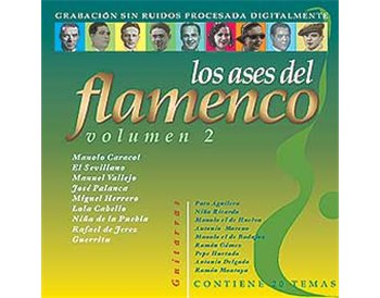 Los ases del flamenco v. 2