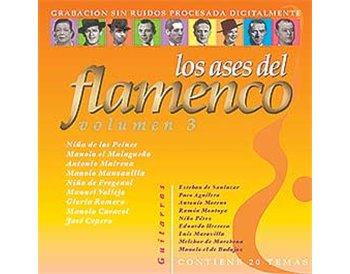 Los ases del flamenco v. 3