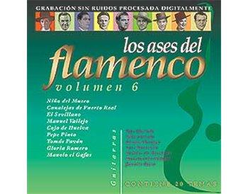 Los ases del flamenco v. 6