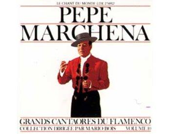 Grandes Cantaores del Flamenco Vol. 10