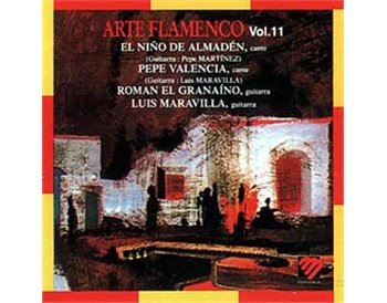Arte Flamenco Vol. 11