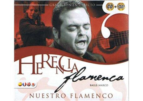 Nuestro Flamenco. Baile: Marco