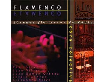 Jóvenes flamencos de Cádiz