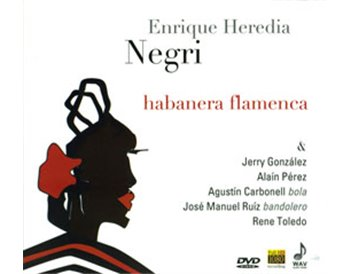 Habanera Flamenca - DVD + CD Audio Wav