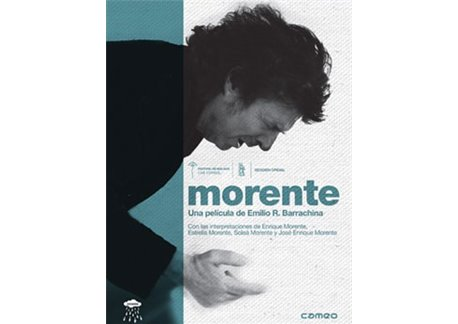 MORENTE. Emilio R. Barrachina . DVD Pal