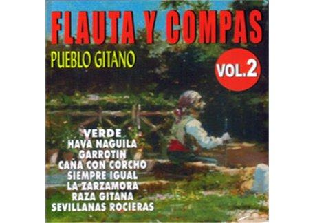 Flauta y compás nº 2. Pueblo Gitano
