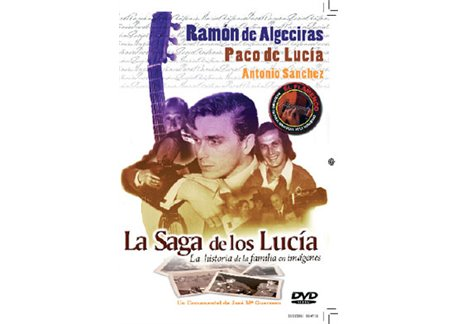 La saga de los Lucía. La historia de la familia en imágenes