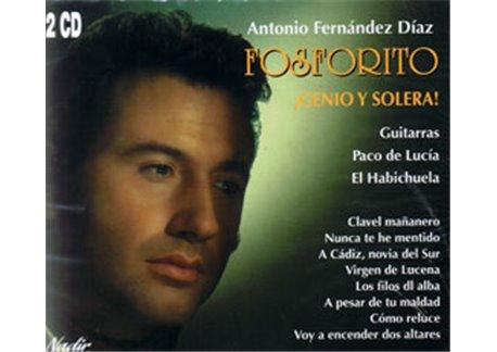 ¡Genio y Solera!. 2 CDs