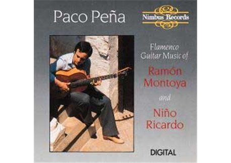 FLAMENCO GUITAR MUSIC OF Ramon Montoya & Niño Ricardo