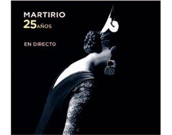 Martirio, 25 años EN DIRECTO