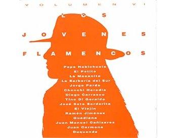 Los Jovenes Flamencos Vol. VI