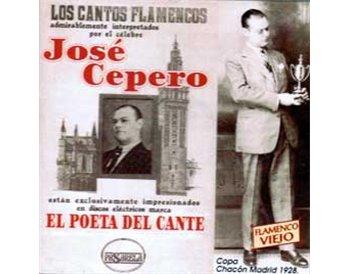El poeta del cante. Los cantos flamencos.