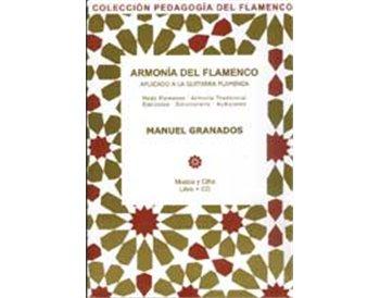 Armonía del Flamenco. Libro + CD