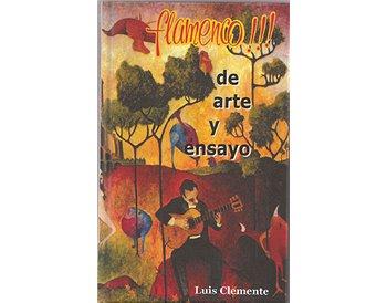 Flamenco!!! de arte y ensayo - libro