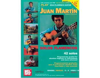 Flamenco Guitar studies - Vol 1