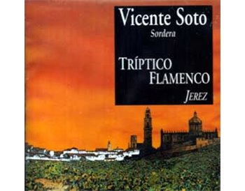 TRIPTICO FLAMENCO - JEREZ