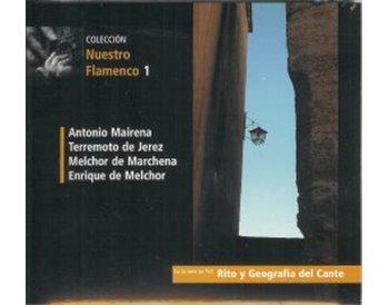 Colección. Nuestro Flamenco 1