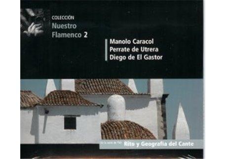 Colección. Nuestro Flamenco 2