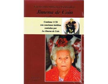 Fuensanta Jiménez gonzález, JIMENA DE COÍN + CD