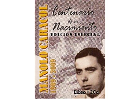 Centenario de su nacimiento. ed. especial Libro + 2cd