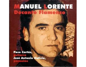 Decante Flamenco.