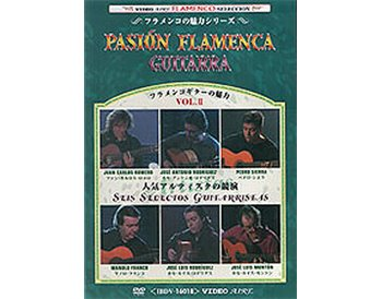 Pasión Flamenca.  Guitarra,  Vol. 2 (NTSC)