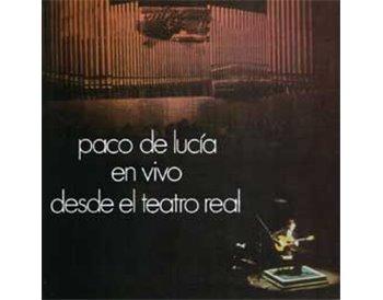 Paco de Lucía en Vivo desde el Teatro Real