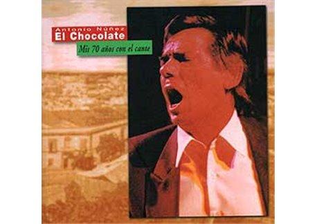 Mis 70 años con el cante - Libro/CD
