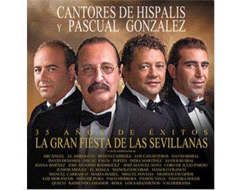 La gran fiesta de las sevillanas. DVD + CD. Edición de lujo
