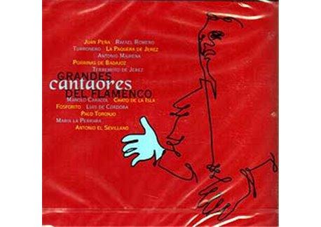 Grandes Cantaores del Flamenco. 2CD
