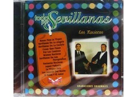 Todo por Sevillanas - Los Rocieros