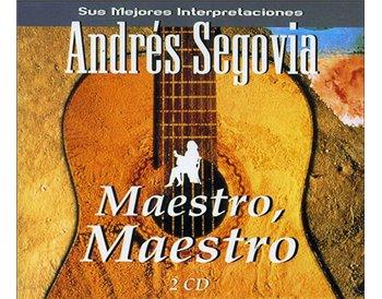 Andrés Segovia, Maestro, Maestro 2cd