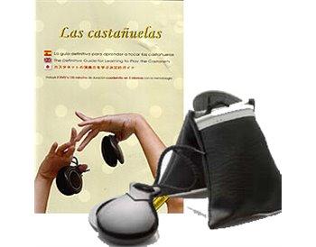 Aprende a tocar las Castañuelas. 2DVD + Castañuelas del Sur