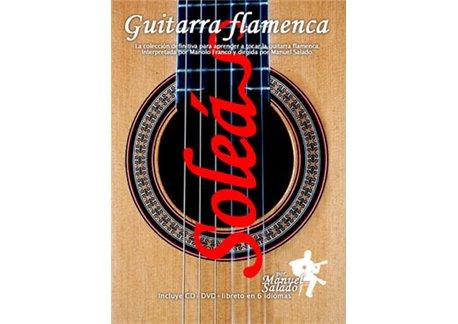 Guitarra Flamenca vol. 1. SOLEÁ. DVD + CD
