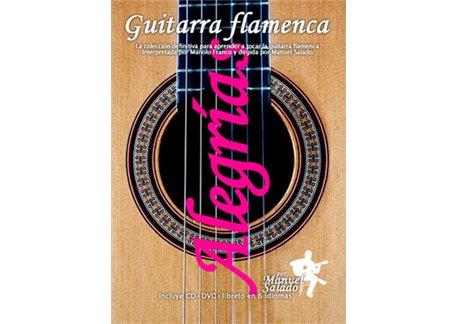 Guitarra Flamenca vol. 3. ALEGRIAS. DVD + CD