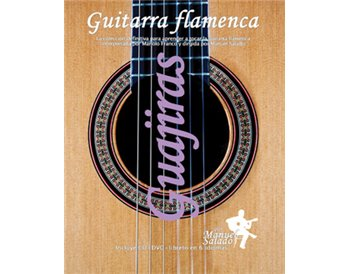 Guitarra Flamenca vol. 6. GUAJIRAS. DVD + CD
