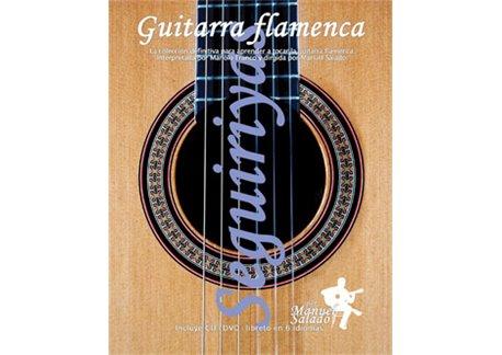 Guitarra Flamenca vol. 7. SEGUIRIYAS. DVD + CD