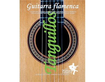 Guitarra Flamenca vol. 10. TANGUILLOS. DVD + CD