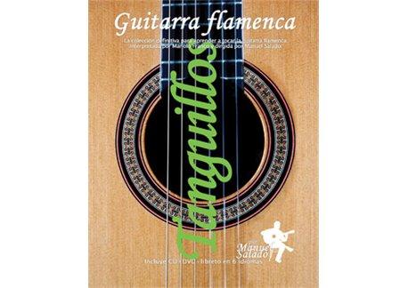 Guitarra Flamenca vol. 10. TANGUILLOS. DVD + CD