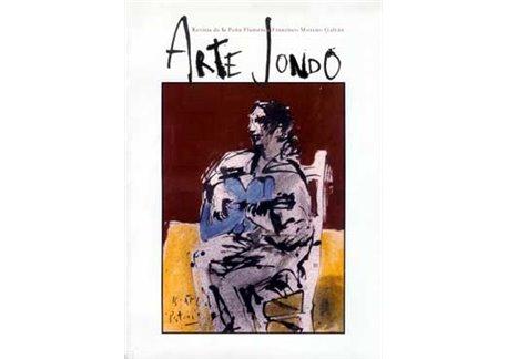 Revista de la Peña Flamenca Francisco Moreno Galván.  + CD