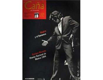 Madrid y el flamenco. Enrique Morente. Premio Nacional de Mú