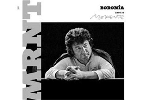 Boronía. Especial flamenco VOL. II: Libro de Morente I