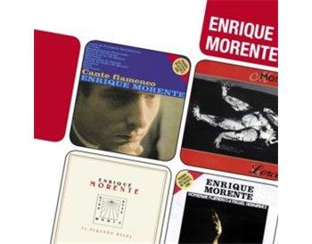 Enrique Morente 4 en 1