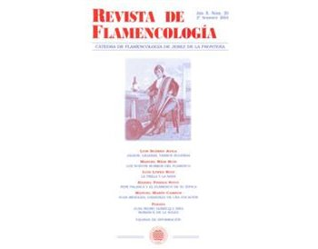 Revista de Flamencología. Año X. Núm20. 2 sem 2004