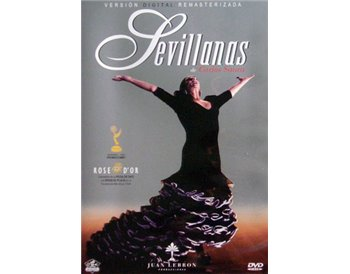 Sevillanas. DVD Pal